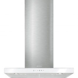 Smeg · KS605BXE Neuheit · Dekor-Wandhaube · 60cm · Weissglas · Neutrales Design