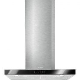 Smeg · KS605NXE Neuheit · Dekor-Wandhaube · 60cm · Schwarzglas · Neutrales Design