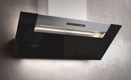 Berbel Ergoline BKH120 EG-S Design Kopffrei Haube 1005259 schwarz-glas