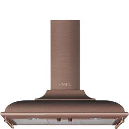 Smeg · Dekor-wandhaube  · KC19RAE · 90 cm