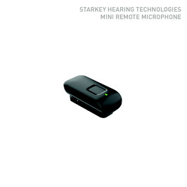 Starkey Mini Remote Mikrofon