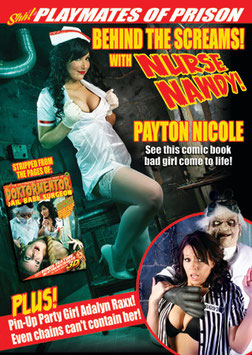 Behind The Screams With Nurse Nawdy! DVD