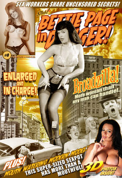 Bettie Page In Danger #8 - Enlarged and In Charge!