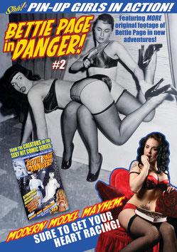 Bettie Page In Danger! DVD #2