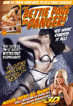Bettie Page In Danger! Special Issue #0 - Pin-Up Mysterious Disappearance!