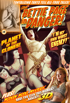 Bettie Page In Danger #5 - Planet Of The Clones!