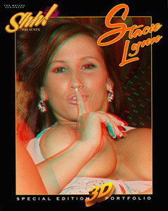 Shh! Presents Stacie Lynn - Special Edition 3D Portfolio