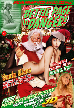 Bettie Page In Danger! - Holiday Special #1