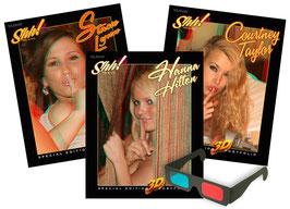 Shh! Presents Portfolio 3-Pack