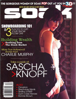 SOAK 3D Magazine (Dec. 2006)