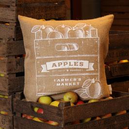 alte Apfelkiste