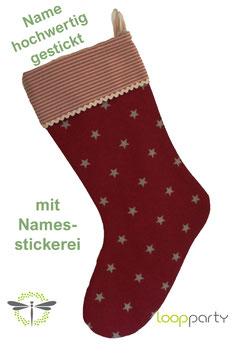 Nikolausstiefel *personalisiert*