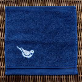 Waschlappen Vögelchen *personalisiert*