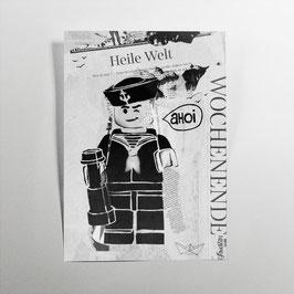 Ahoi // Postkarte