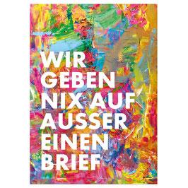 Brief // Postkarte