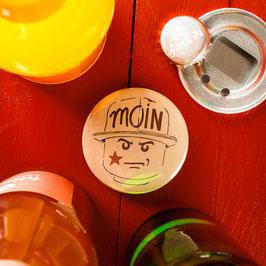 Moin-Kopf // Flaschenöffner