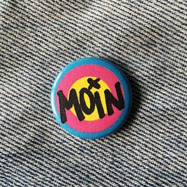 Moin Kreis blau pink gelb // BU