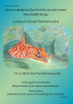 Zu Besuch bei der Panthermuräne / On a Visit to the Panther Moray Eel