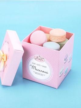 Seifen-Macarons