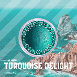 Pure Rock (U-Makeit-up) Mica  Turquoise Delight