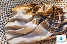 Upcycled Sari-Loop Nr. 4