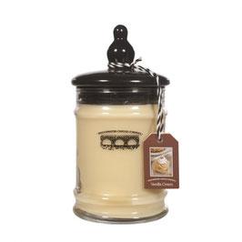 Vanilla Cream - Kerze im Glas (S)