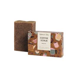 Kaffee-Peeling Seife