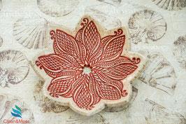 Keramik-Seifenschale Seerose Nr. 43