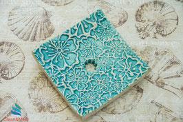 Keramik-Seifenschale eckig Nr. 39