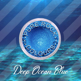 Pure Rock (U-Makeit-up) Mica  Deep Ocean Blue