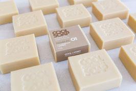 Cool Soap Jasmin & weiße Tonerde