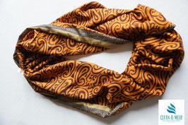 Upcycled Sari-Loop Nr. 39