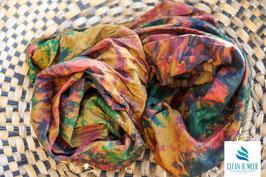 Upcycled Sari-Loop Nr. 14