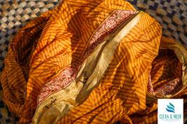 Upcycled Sari-Loop Nr. 20