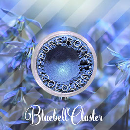 Pure Rock (U-Makeit-up) Mica  Bluebell Cluster
