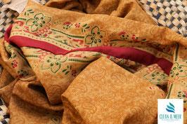 Upcycled Sari-Loop Nr. 44