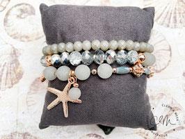 Armband Set rosegold