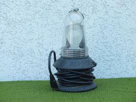 Elektro Leuchte Stall / Notbeleuchtung Flugfeld
