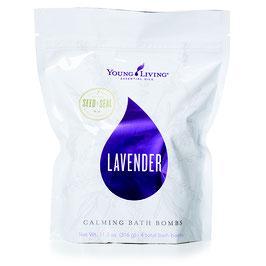 Lavender Calming Bath Bombs - 316 g