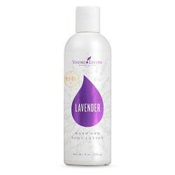 Lavender Hand & Body Lotion - 236 ml