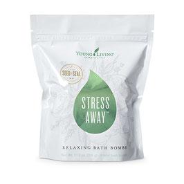 Young Living Stress Away® Relaxing Bath Bombs - 316 g