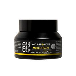CBD Muscle Rub - 50 g - (600 mg CBD)