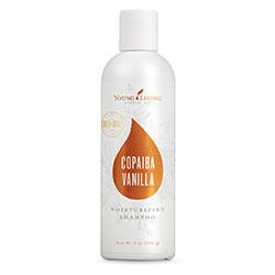 Copaiba Vanilla Shampoo - 295 ml