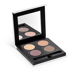 Savvy Minerals Eyeshadow Palette Natural Quartz