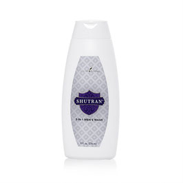 Shutran® 3-in-1 Men's Wash - 236 ml