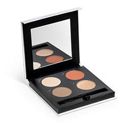 Savvy Minerals Eyeshadow Palette Sahara Sunset