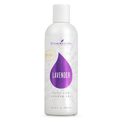 Lavender Bath & Shower Gel - 236 ml