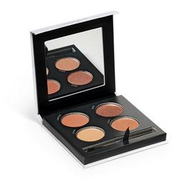 Savvy Minerals Eyeshadow Palette – Golden Hour