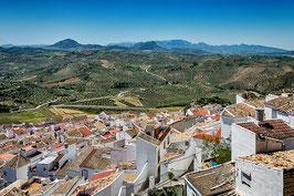 L'Andalousie  par Mateo Brigande