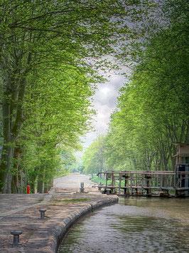 Le canal du Midi  par Mateo Brigande